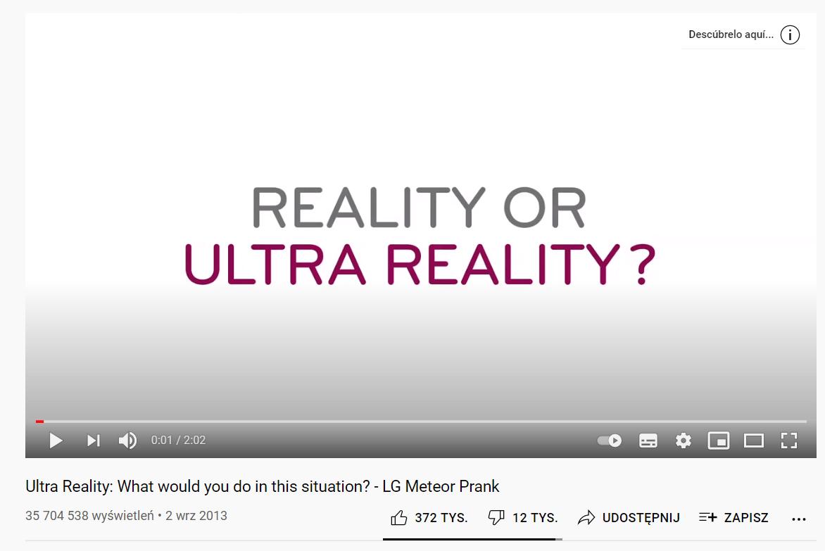 reklama LG